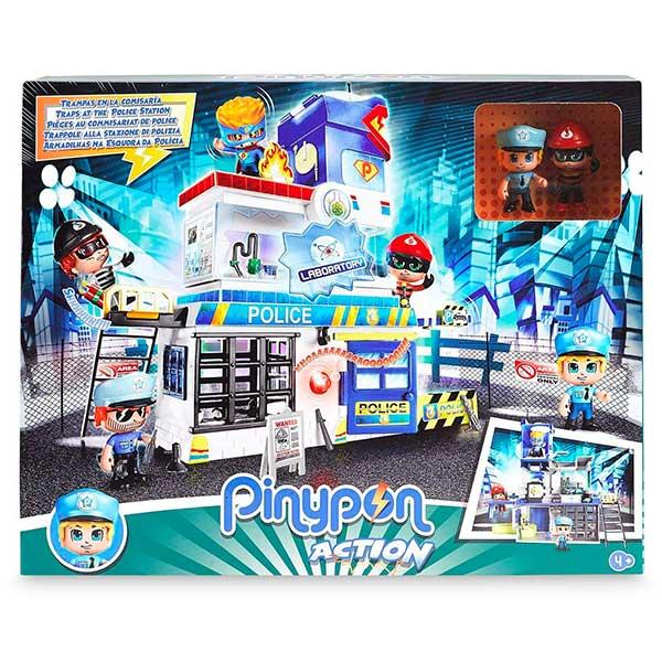 Trampas en la Comisaria Pinypon Action - Imatge 1