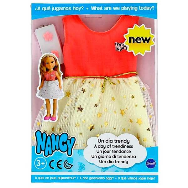 Nancy Vestido Un Dia Trendy #2 - Imatge 1