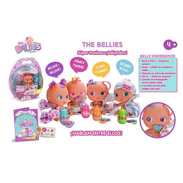 Muñeca Bellies Pinky-Twink - Imatge 3