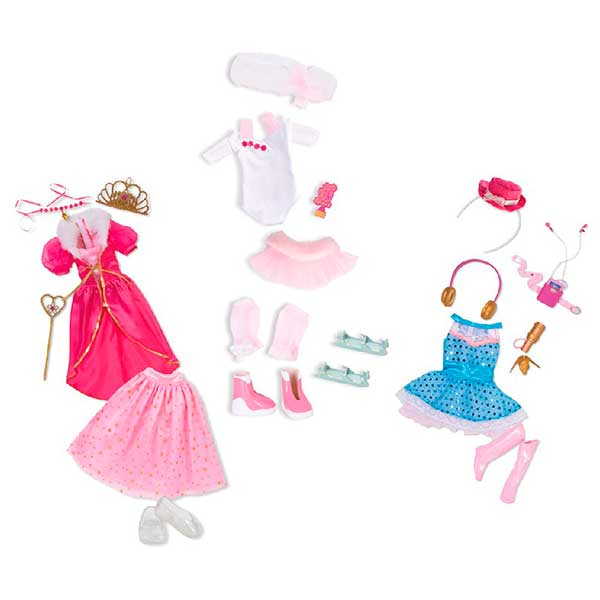 Nancy Vestidos Pack Tres Deseos