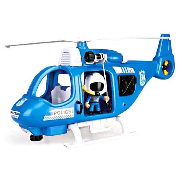 Pinypon Action Helicóptero Policia