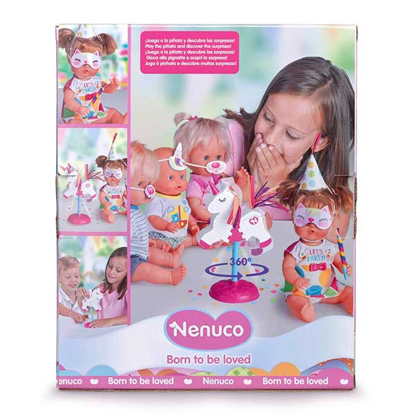 Muñeco Nenuco Piñata - Imagen 2