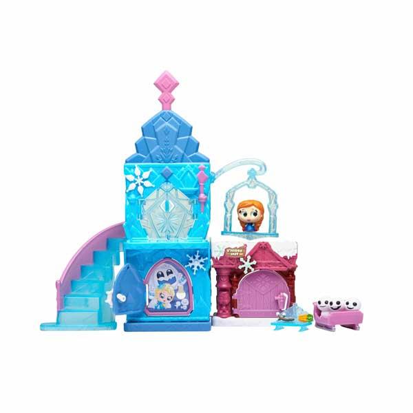 Figuras Doorables Castillo de Hielo Frozen - Imatge 1