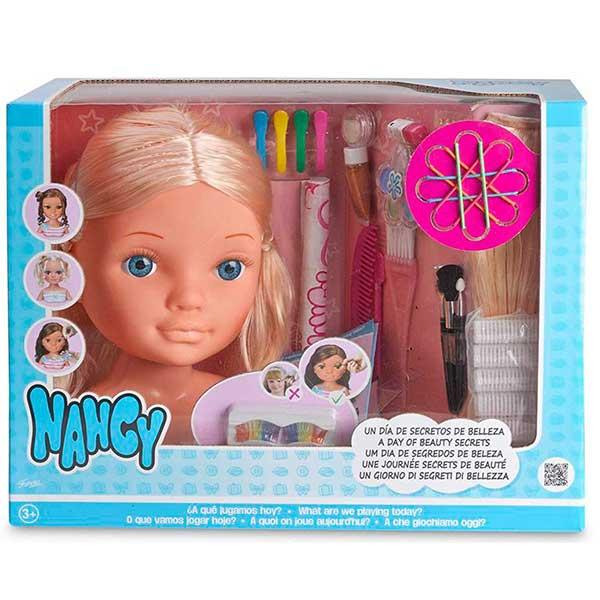 Nancy Busto Un Dia de Secretos de Belleza Rubia