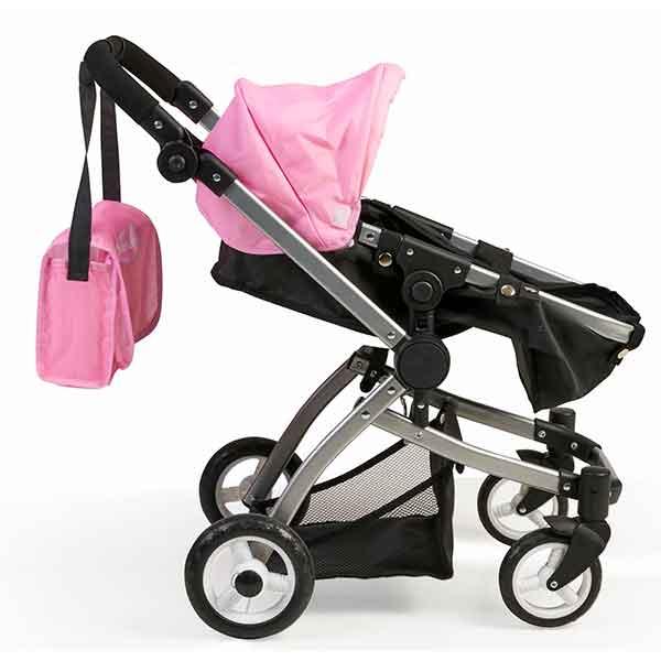 Nenuco Cochecito de Bebé con Bolsa 3en1 - Imagen 2