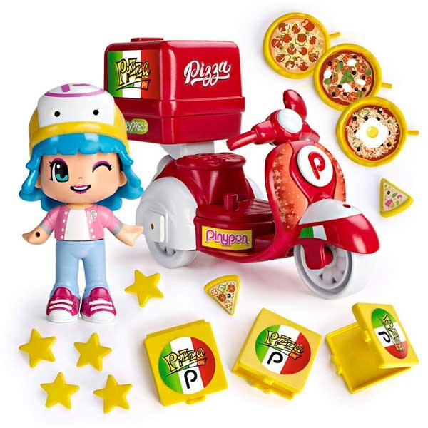 Pinypon Moto de Pizzería - Imatge 1