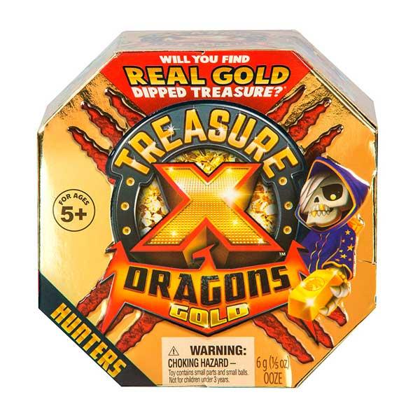 Treasure X Dragons Gold Sèrie 2 Caçadors - Imatge 1