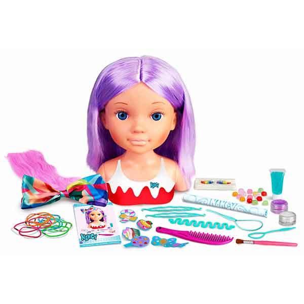 Nancy Busto Secretos de Belleza Violeta
