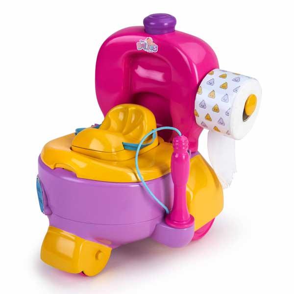 Bellies Potty Car Accesorios