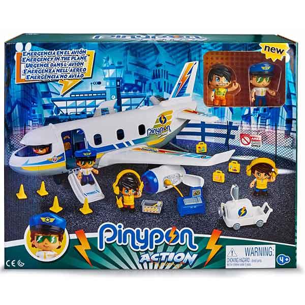 Pinypon Emergencia a l'Avió - Imatge 1