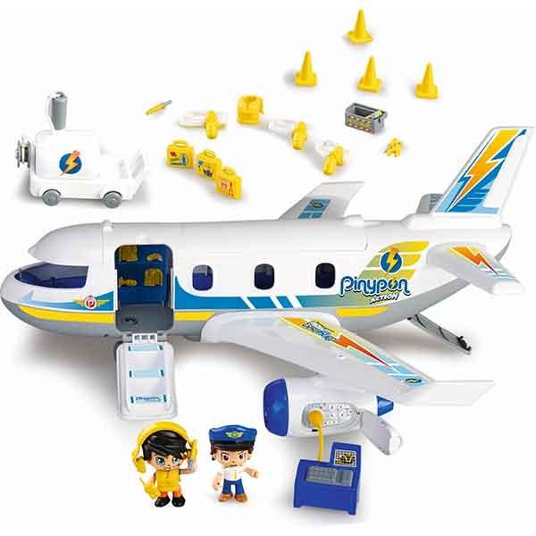 Pinypon Emergencia en el Avión - Imatge 1