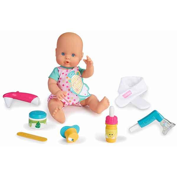 Muñeco Nenuco Dolor de Garganta