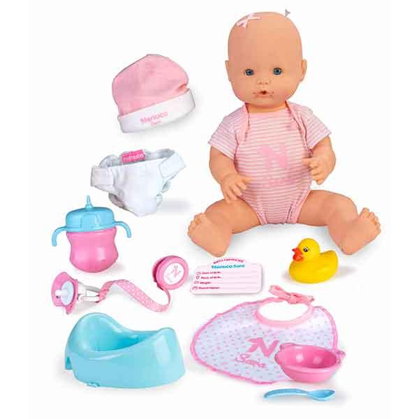 Muñeco Nenuco Sara