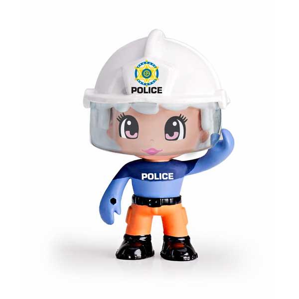 Figura Policia Escaladora Pinypon Action - Imatge 1