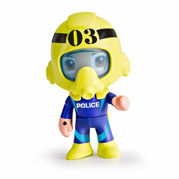 Figura Policia Bussejador Pinypon Action - Imatge 1