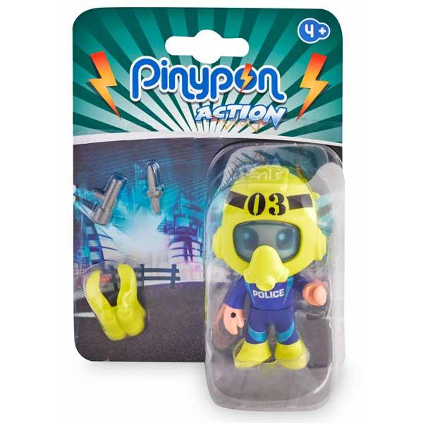 Pinypon Action Figura Policía Buceador - Imatge 1