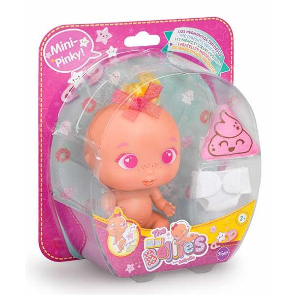 Muñeca Bellies Mini-Pinky - Imatge 1
