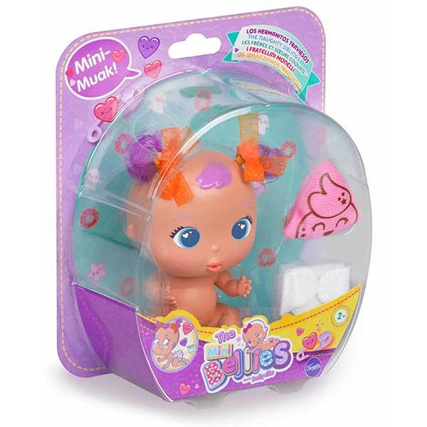 Muñeca Bellies Mini-Muak - Imatge 1