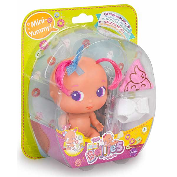 Muñeca Bellies Mini-Yummy - Imatge 1