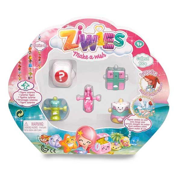 Ziwies Pack de 5 figures #1 - Imatge 1