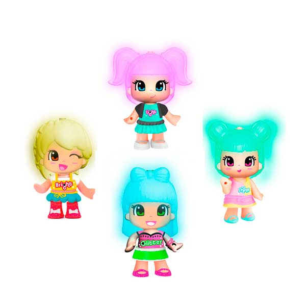 Pinypon Figura Colores Mágicos Shine - Imatge 1