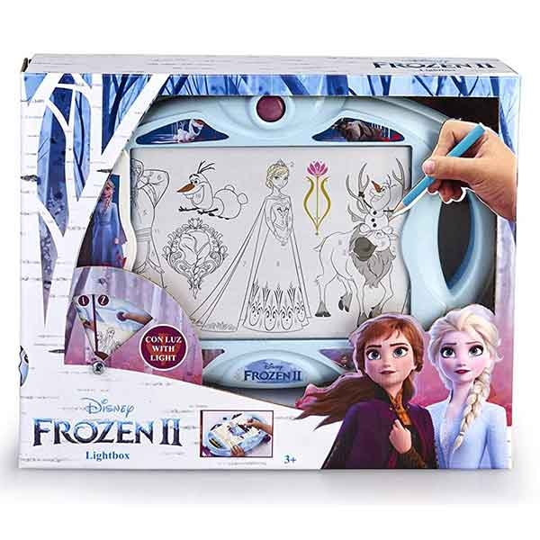 Frozen 2 Projector Lightbox Infantil - Imatge 1