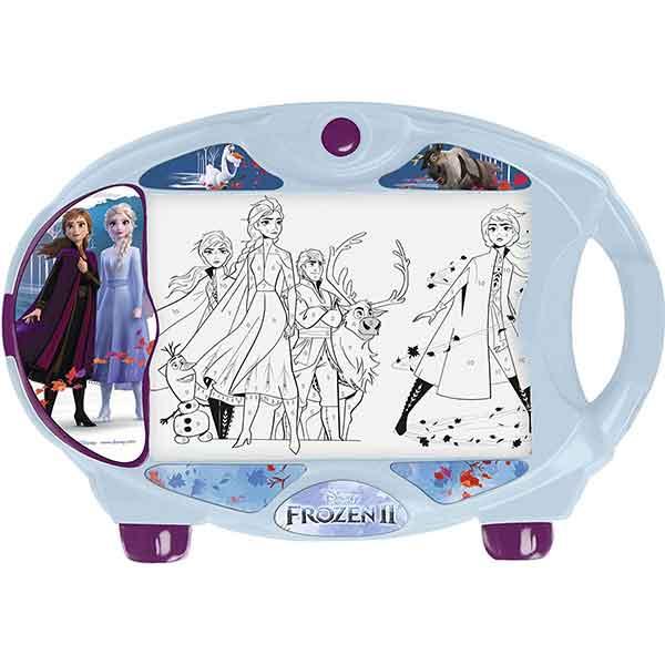 Frozen 2 Proyector Lightbox Infantil - Imatge 1