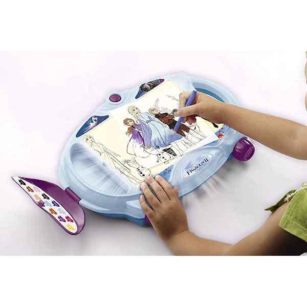 Frozen 2 Proyector Lightbox Infantil - Imatge 3