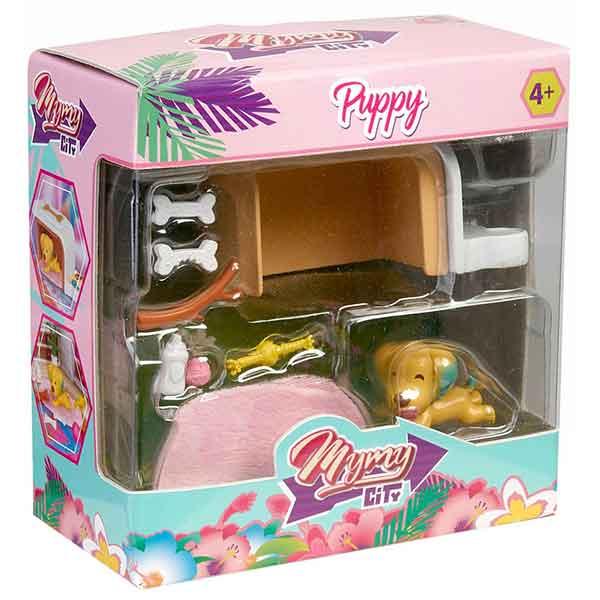 Mascota Perrita Puppie Mymy City - Imatge 1