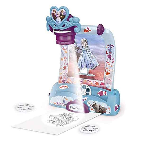 Frozen 2 Proyector Escenas Mágicas - Imatge 1