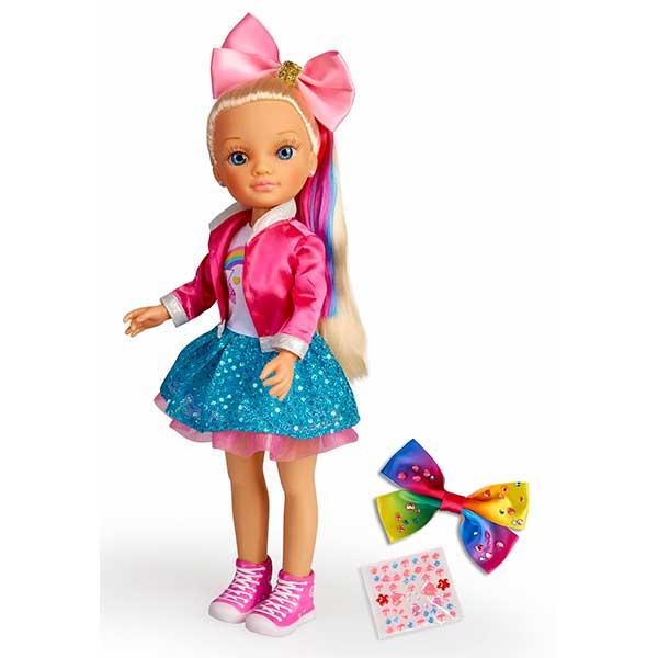 Muñeca Nancy Lazos de Colores