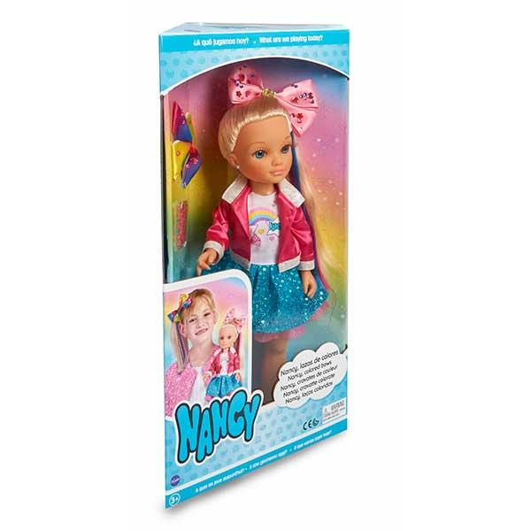Muñeca Nancy Lazos de Colores - Imagen 2