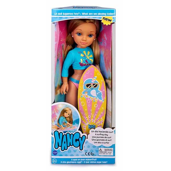 Muñeca Nancy Un Día Haciendo Surf - Imagen 1