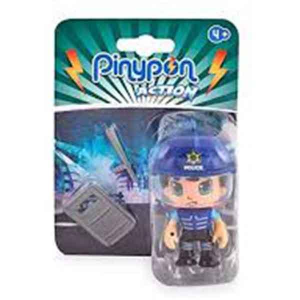 Pinypon Action Figura Policia #5