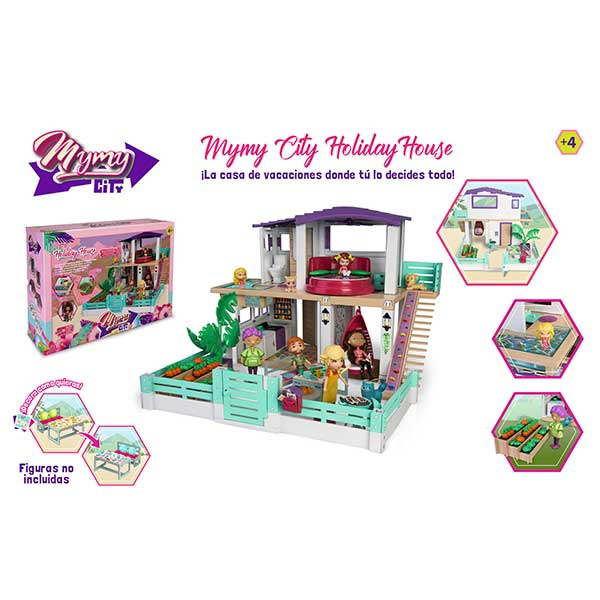 Mymy City Casa Holiday House - Imagen 2