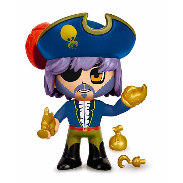 Pinypon Action Figuras Pack 2 Piratas - Imagen 1