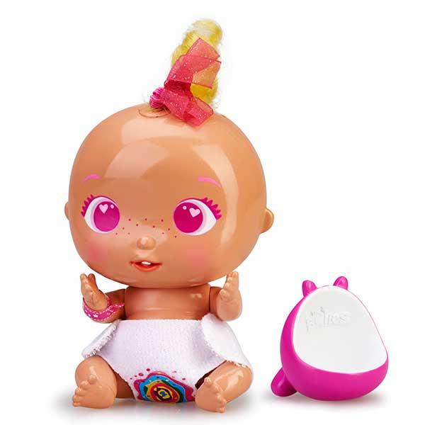 Muñeca Bellies Mini Pink Twink Pee Surprise - Imatge 1