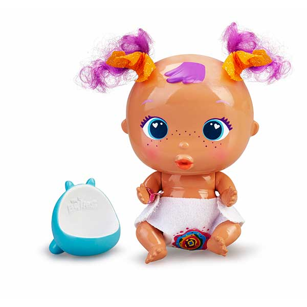 Muñeca Bellies Mini Muak Muak Pee Surprise - Imatge 1