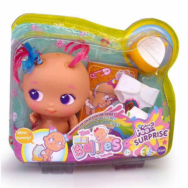 Muñeca Bellies Mini Yumi Yummi Pee Surprise