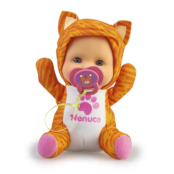 Mini Nina Nenuco Disfressa Tigre - Imatge 1