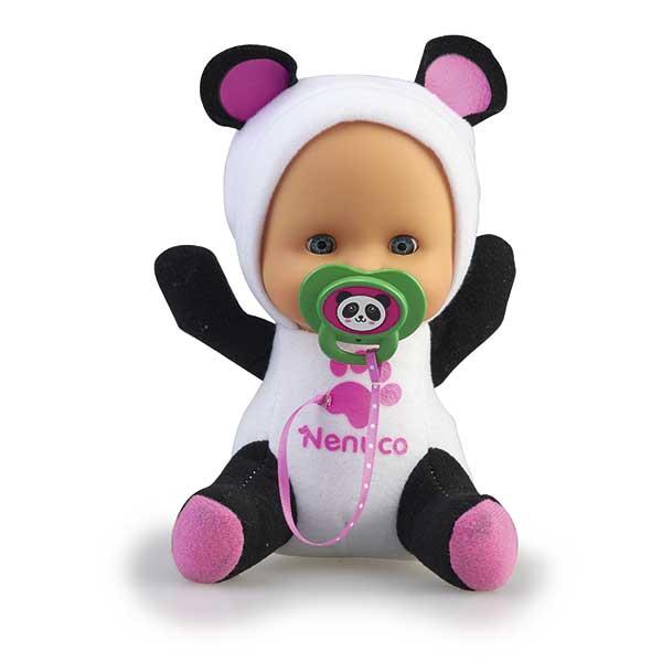 Mini Nina Nenuco Disfressa Panda - Imatge 1