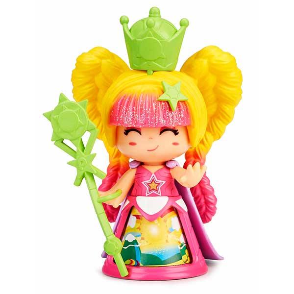 Pinypon Figura Reina Vestido Rosa
