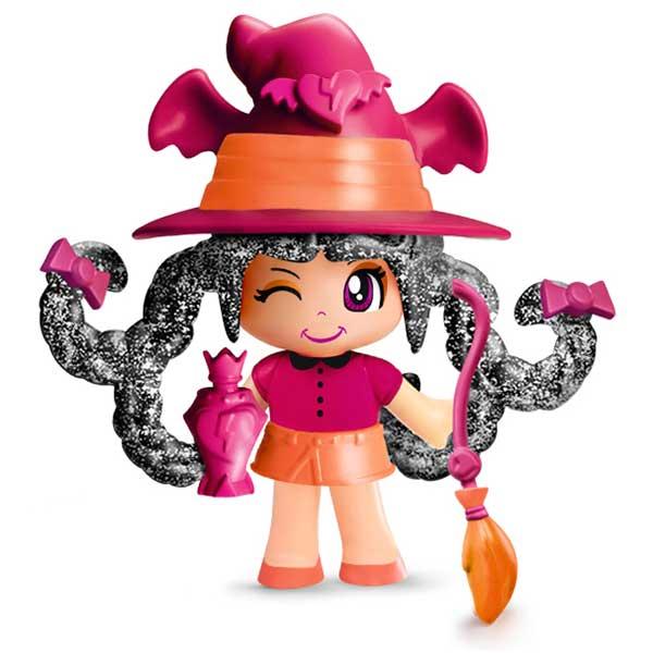 Pinypon Figura Bruja Corazones