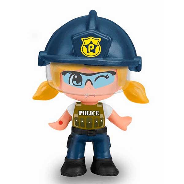 Pinypon Action Figura Policía # 1