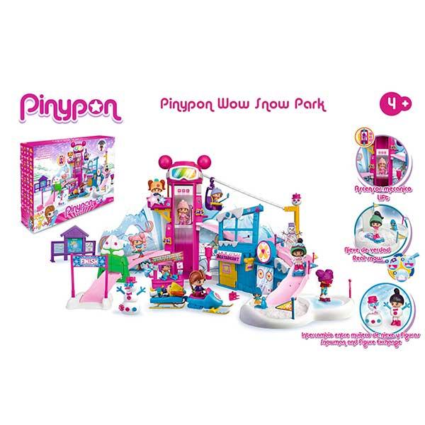 Pinypon Wow Snow Park - Imagen 2