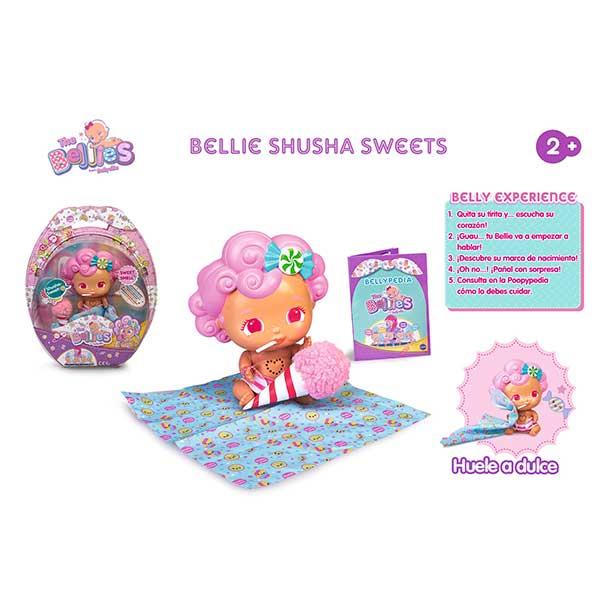 The Bellies Shusha-Sweets Muñeca - Imagen 2
