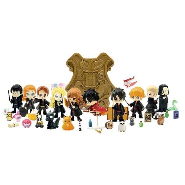 Harry Potter Mini Figura Cápsula Mágica