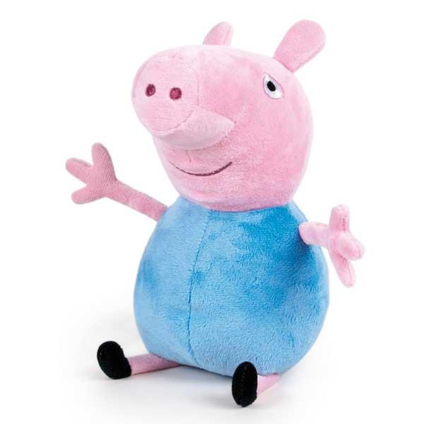 Peppa Pig Peluche George 27cm