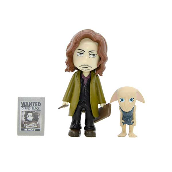 Harry Potter Figura Cápsula Mágica Serie 2 - Imagen 1