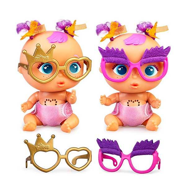 Bellies Pack 3 Gafas Crazy Glasses - Imagen 1